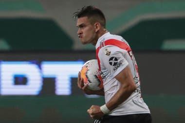 River acorraló a Palmeiras desde lo anímico y lo futbolístico