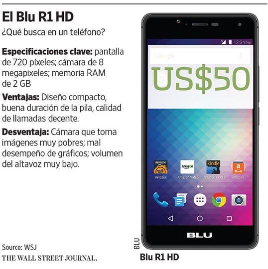3946b8c9eec2a Un teléfono móvil de 50 dólares puede ser todo lo que necesite - LA NACION