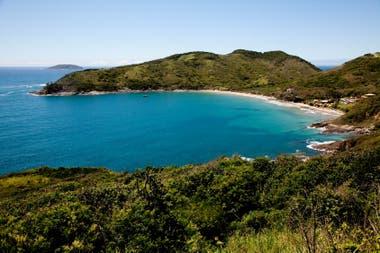 Vista de la Praia Brava de Búzios