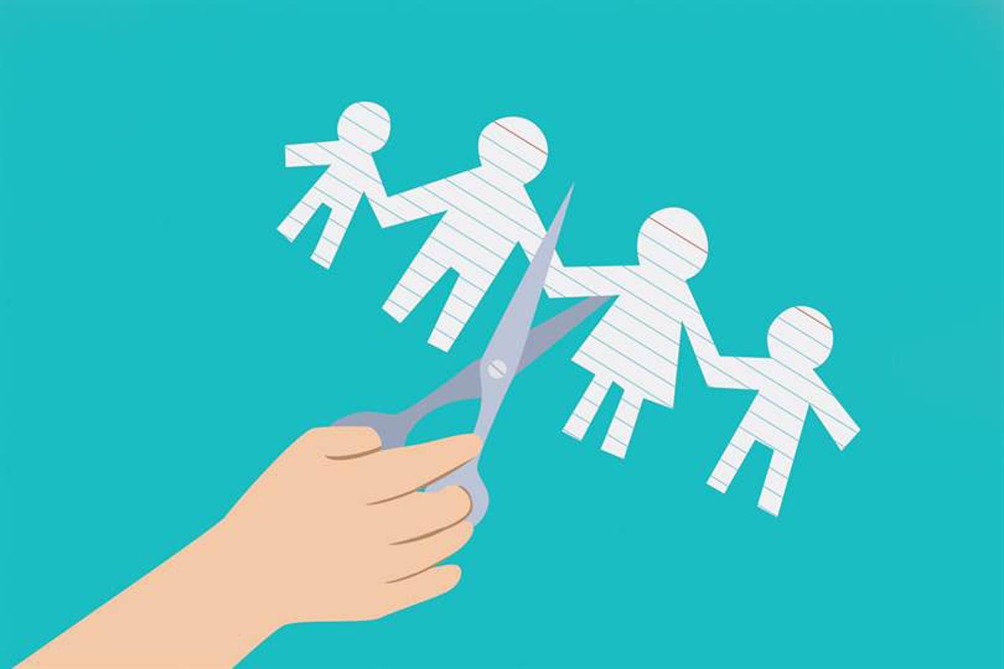 Distanciamiento Afectivo La Familia No Siempre Es Lo