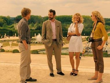 Una escena de Medianoche en París. Sony Pictures Classics