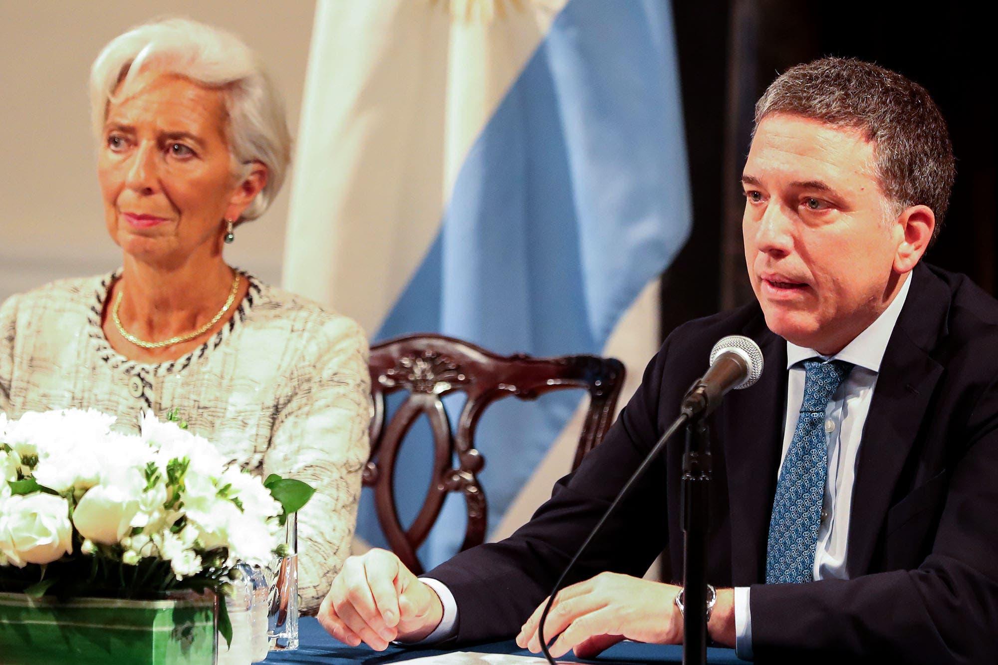 Entraron los US$ 7600 millones del FMI y las reservas llegaron a un nuevo máximo