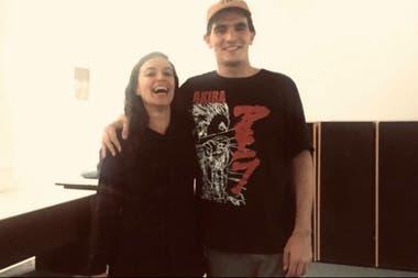 Adriana Arroyo y Pablo Accinelli