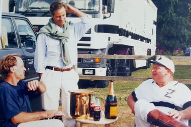 Gonzalo Pieres, Tanoira y Packer