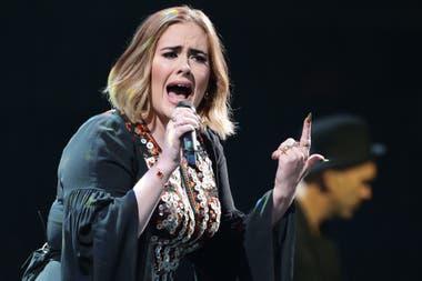 Adele, otras de las figuras que no quiere que Trump utilice su música