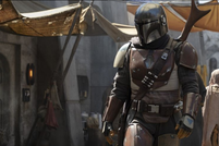 The Mandalorian, la serie de Disney+ creada con Unreal Engine de Epic Games, el motor gráfico del Fortnite