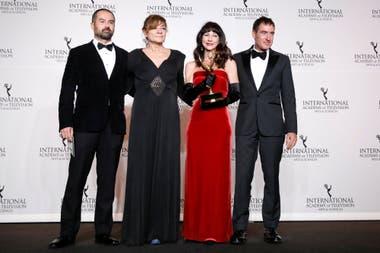 La Casa De Papel Ganó El Emmy Internacional A Mejor Drama La Nacion