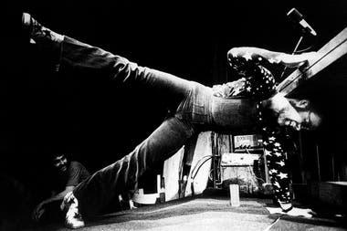 Elton en L.A., 1970