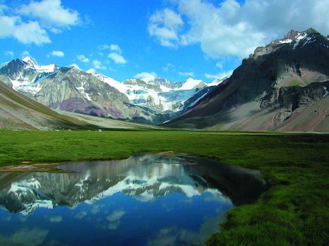 Parque Provincial Aconcagua. Mendoza