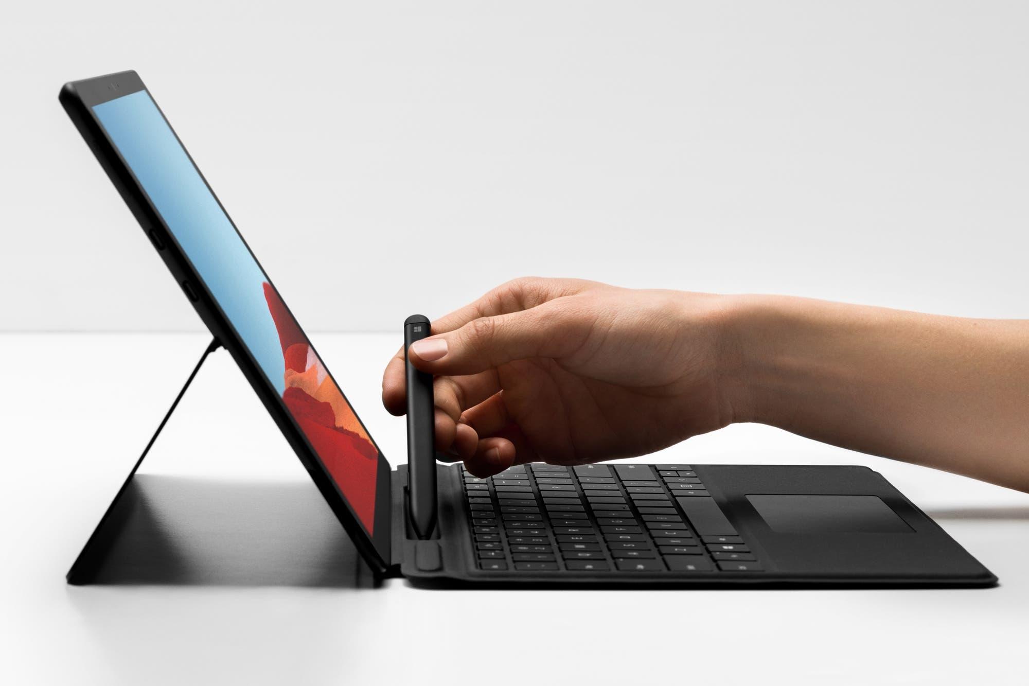 Microsoft Surface Laptop 3, Surface Pro 7 y Surface Pro X: así son las nuevas portátiles de la compañía