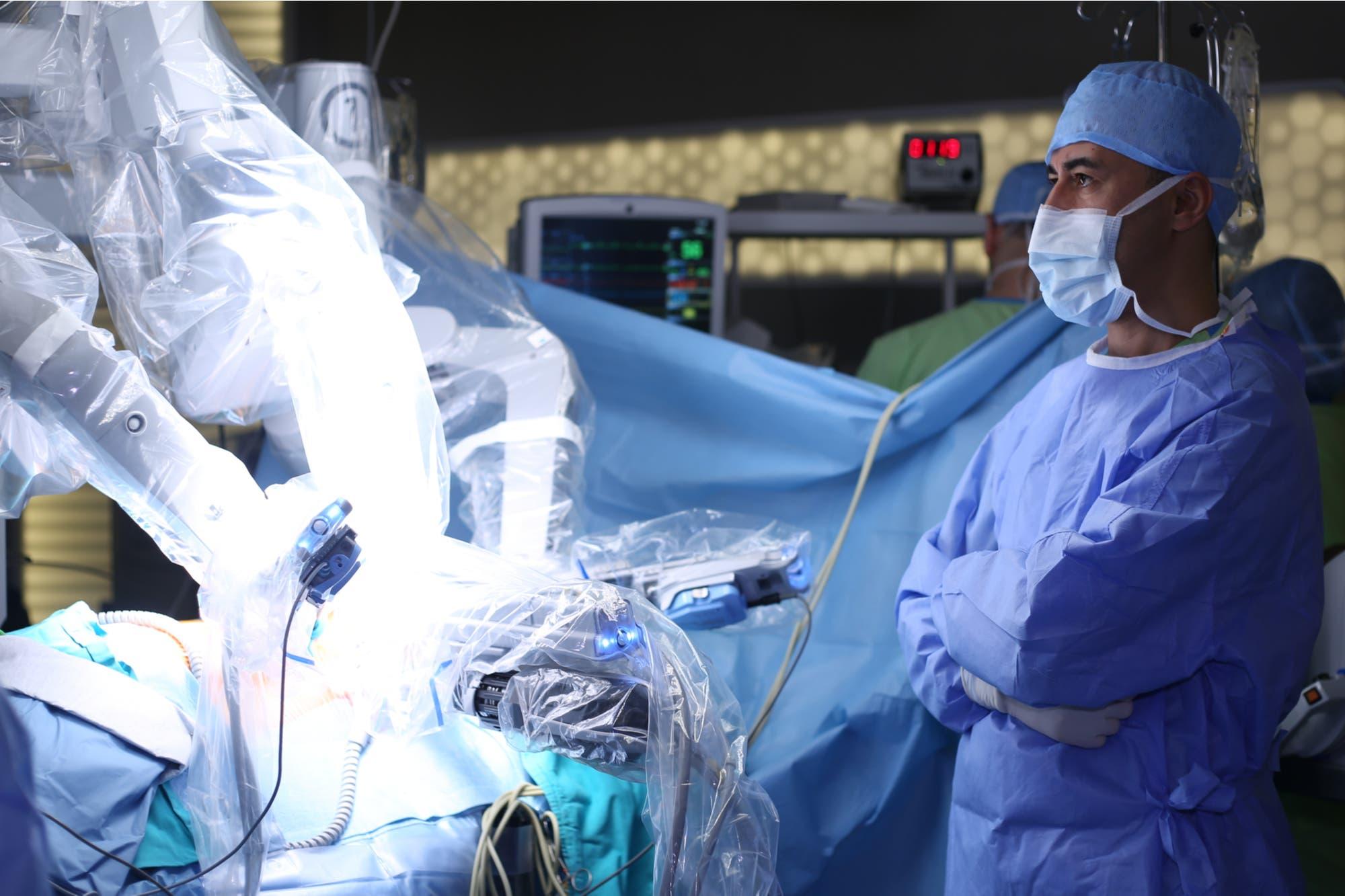 Cómo la robótica está cambiando la relación entre el cirujano y el paciente