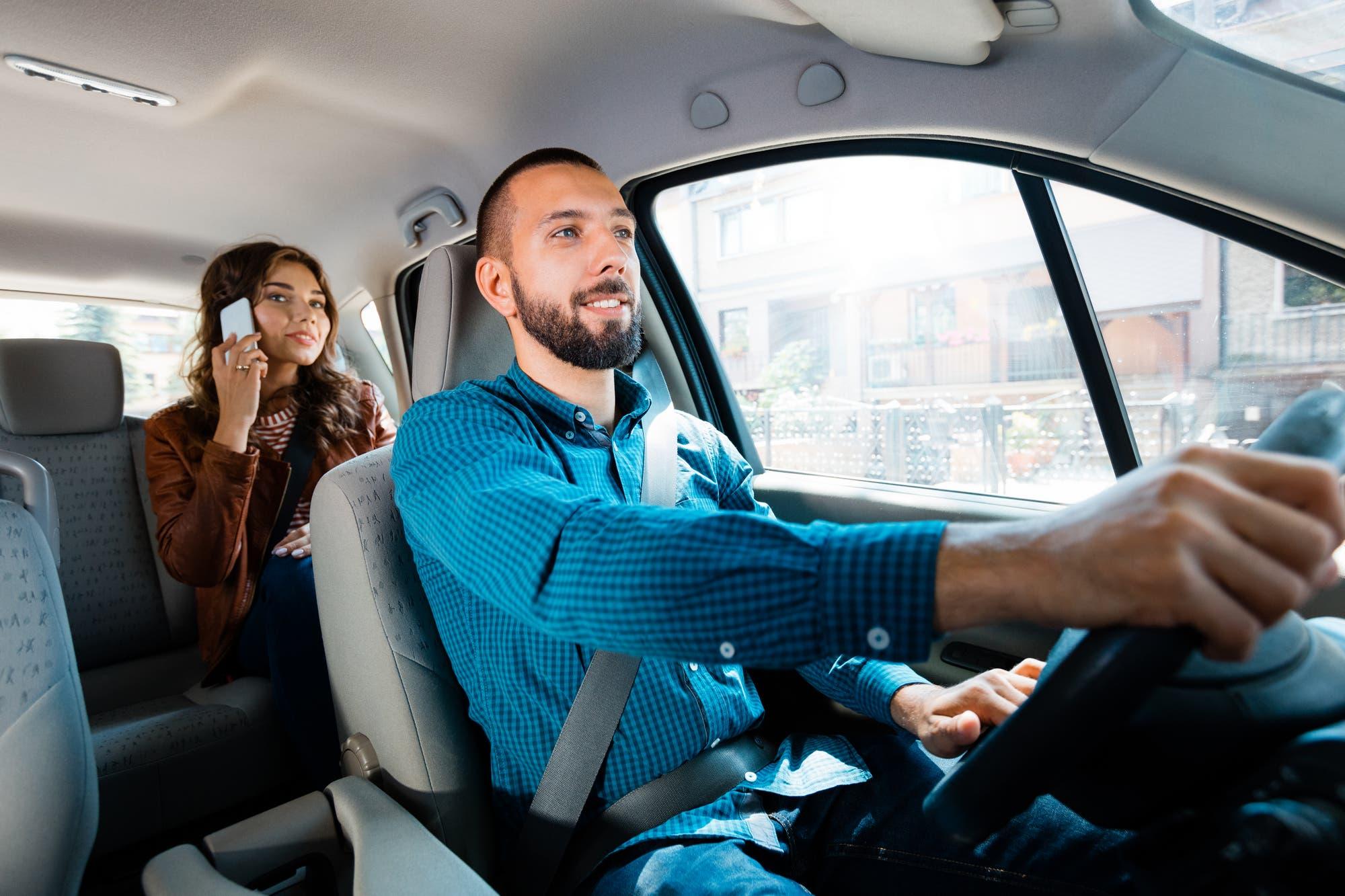 Sin charla: así es Uber Comfort, el nuevo servicio diferencial con autos nuevos y conductores silenciosos