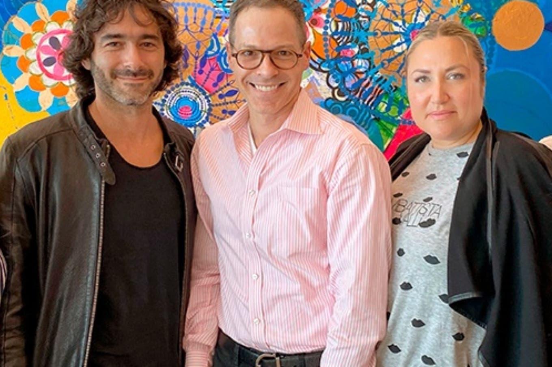 Audiovisuales: Cisneros Media anunció la alianza entre Mobius.Lab y Playmakers Entertainment