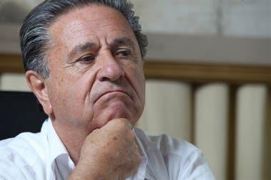 """""""La situación está muy bien trabajada por el Presidente"""", reconoció Duhalde"""