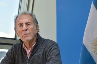 Jorge Neme, secretario de Relaciones Económicas Internacionales