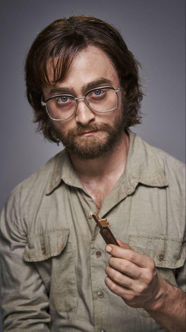 Daniel Radcliffe y la famosa llave que propulsa la fuga en el film