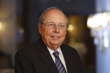 El economista de Columbia Guillermo Calvo
