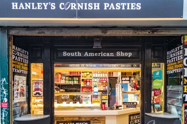 El negocio está en el barrio más popular de Dublin.