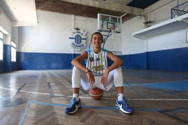 Francisco Zustovich, el joven marplatense que jugará en Italia