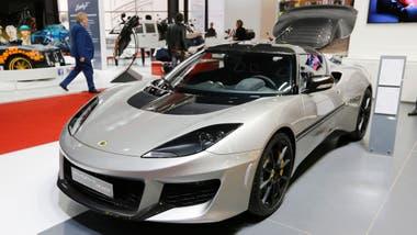 e03c930a6a08 Lotus Evora en el Salón del Automóvil