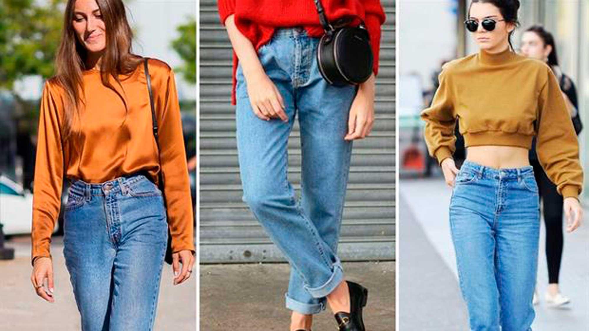 dbe91f2b21 Moda  claves para usar jeans de tiro alto - LA NACION