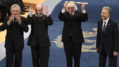 El grupo recibió el Princesa de Asturias a la Comunicación y Humanidades, en 2017