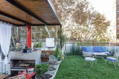 Patio quincho o terraza 11 ideas de parrillas para tu - Parrilla de la vanguardia ...