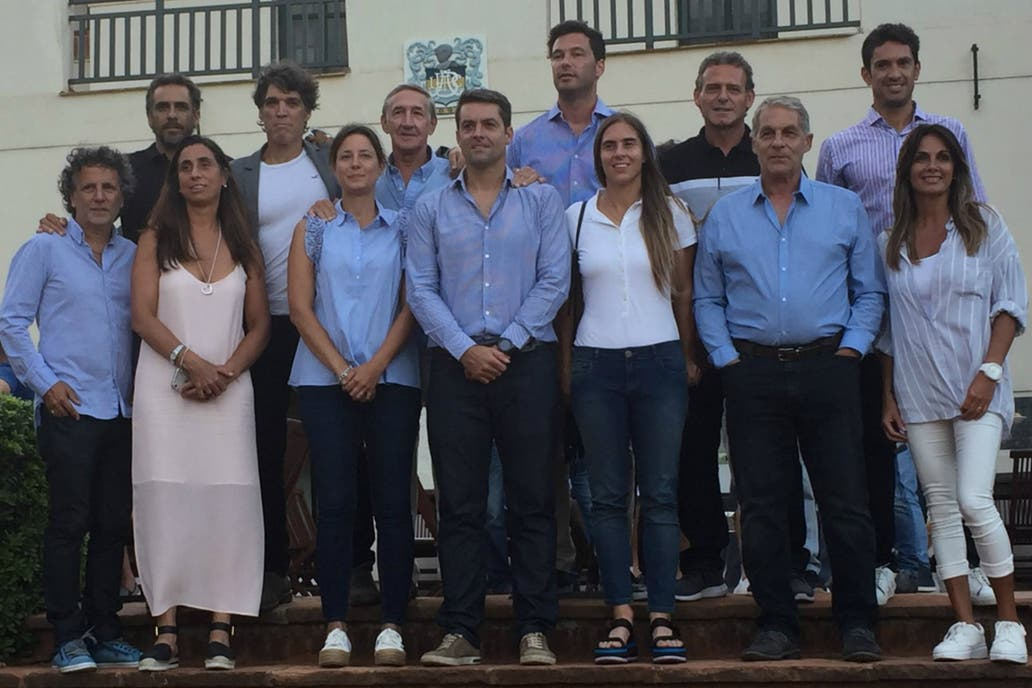 Agustín Calleri presentó su candidatura para presidir la AAT