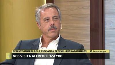 Alfredo Paseyro, gerente general de ASA