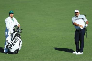 """Angel Cabrera y su desafío en el Masters de Augusta: """"Si el juego no está,  se me va a hacer difícil"""" - LA NACION"""