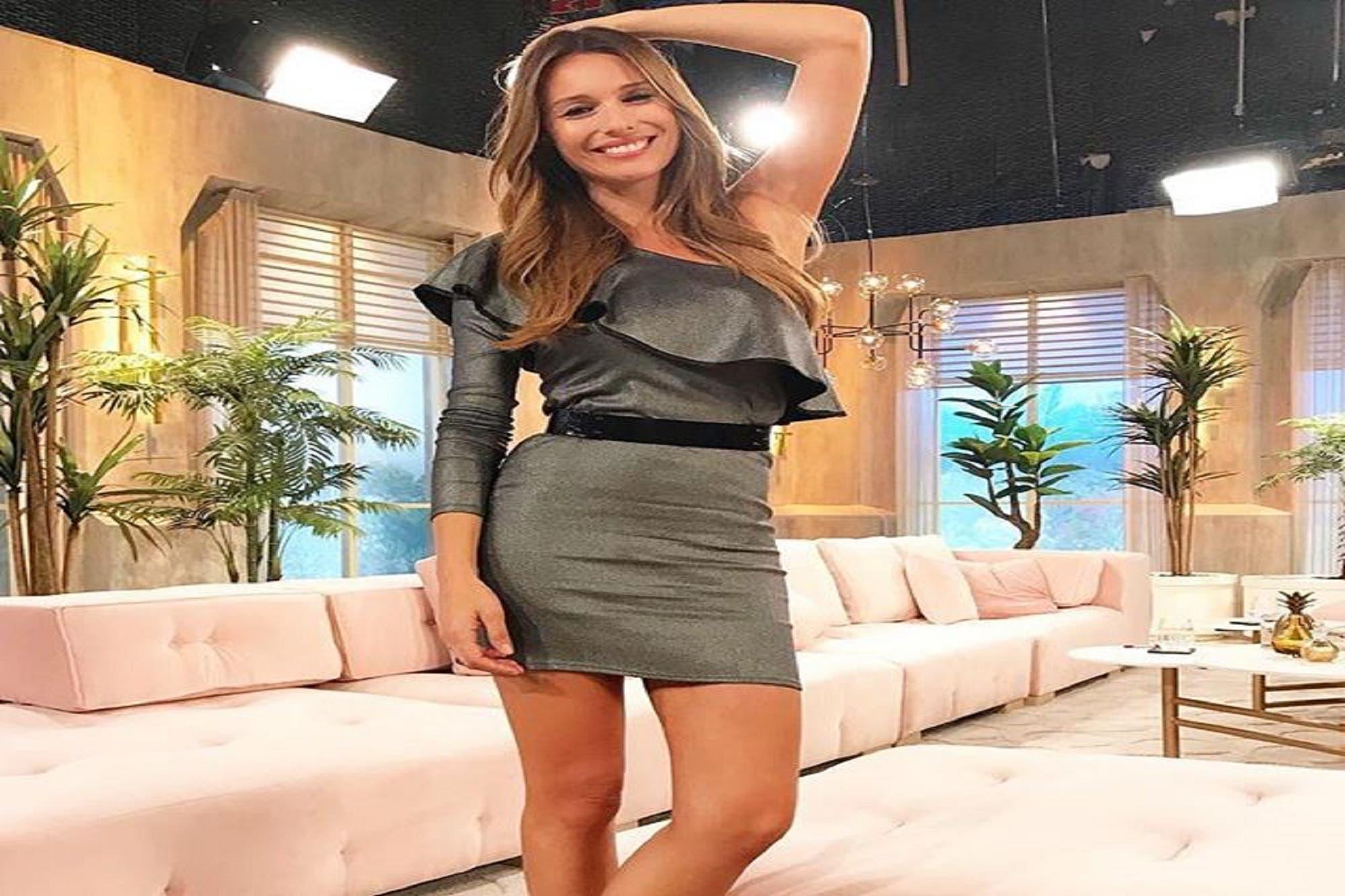 """Pampita anuncia nuevo programa y explica que al anterior renunció porque se vio """"superada"""""""