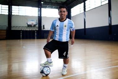 Facundo Rojas: talla baja de la Argentina Copa América