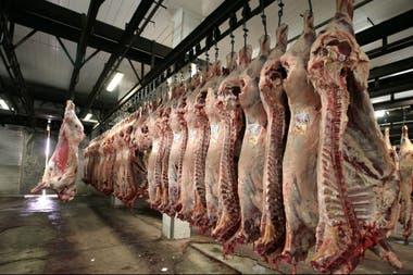 En carne bovina China es el principal comprador que tiene la Argentina