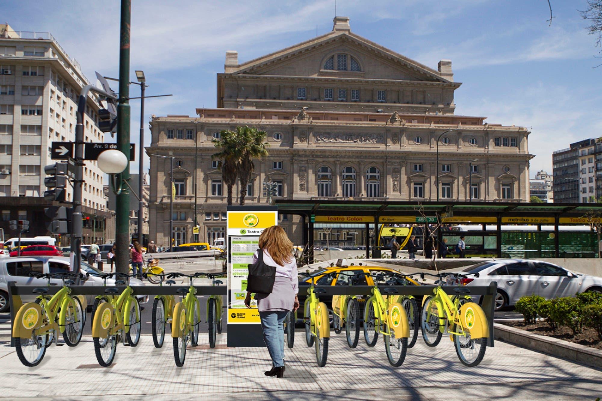 Ecobici: comienza un plan de remodelación y cierran 54 estaciones