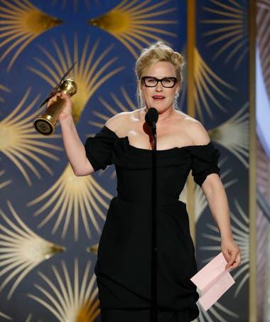 Patricia Arquette sumó un nuevo premio a su colección por su trabajo en Escape at Dannemora