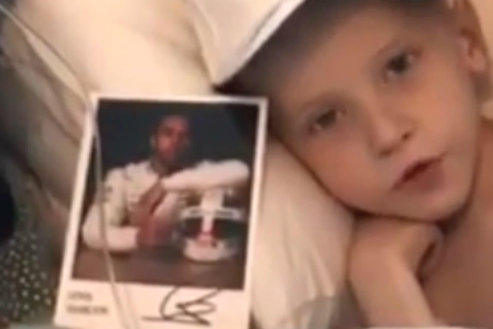 """La historia de Harry: el """"ángel espiritual"""" que inspira a Lewis Hamilton en la Fórmula 1"""