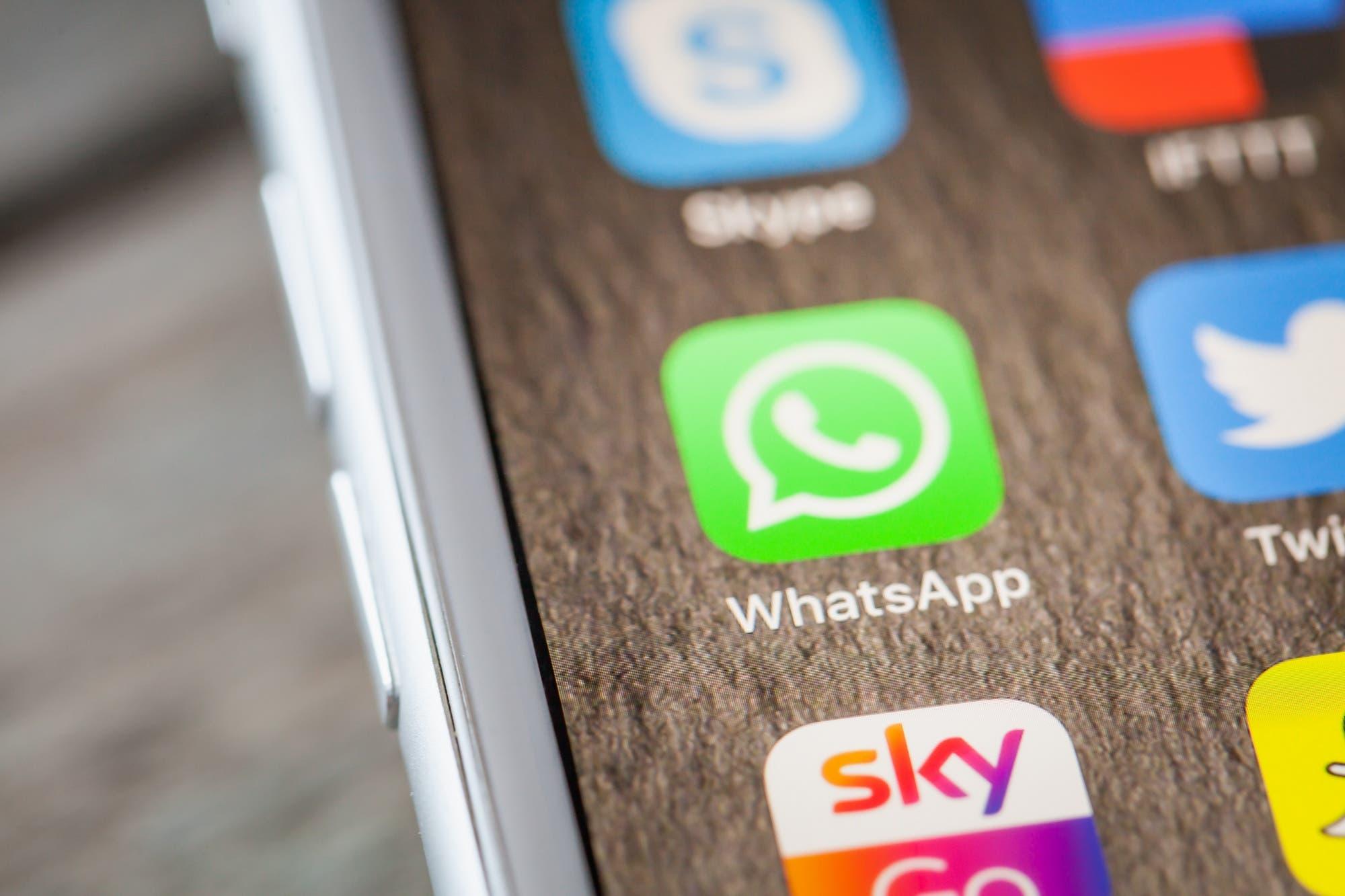 Whatsapp permitirá borrar mensajes en forma automática después de cierto tiempo