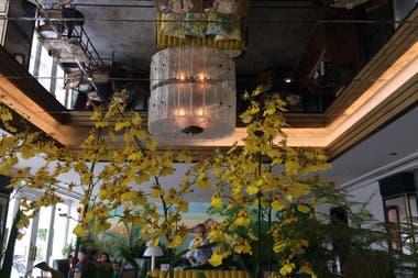Tiene varios restaurantes renovados y con reconocimientos internacionales