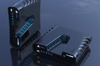 Con un diseño que difiere a las líneas de sus antecesores, es probable que esta representación refleje el kit de desarrollo utilizado por los socios de Sony para crear los juegos de la PlayStation 5