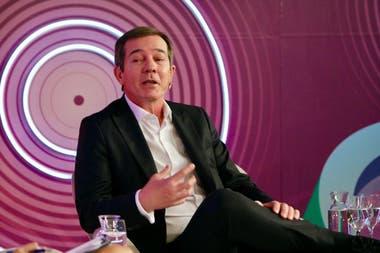 Rafael Bergés, gerente de personas del Banco Galicia