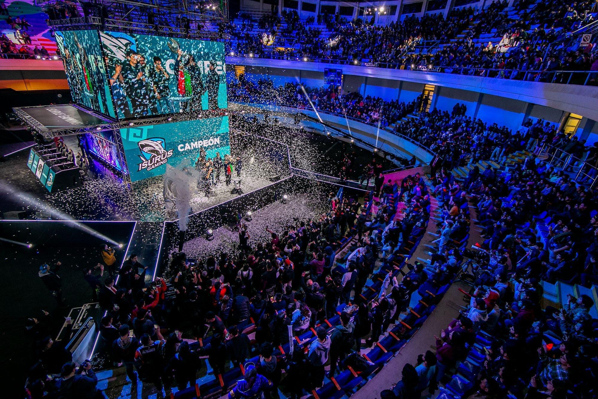 eSports: la Liga Latinoamérica de League of Legends muda a todos sus equipos a México
