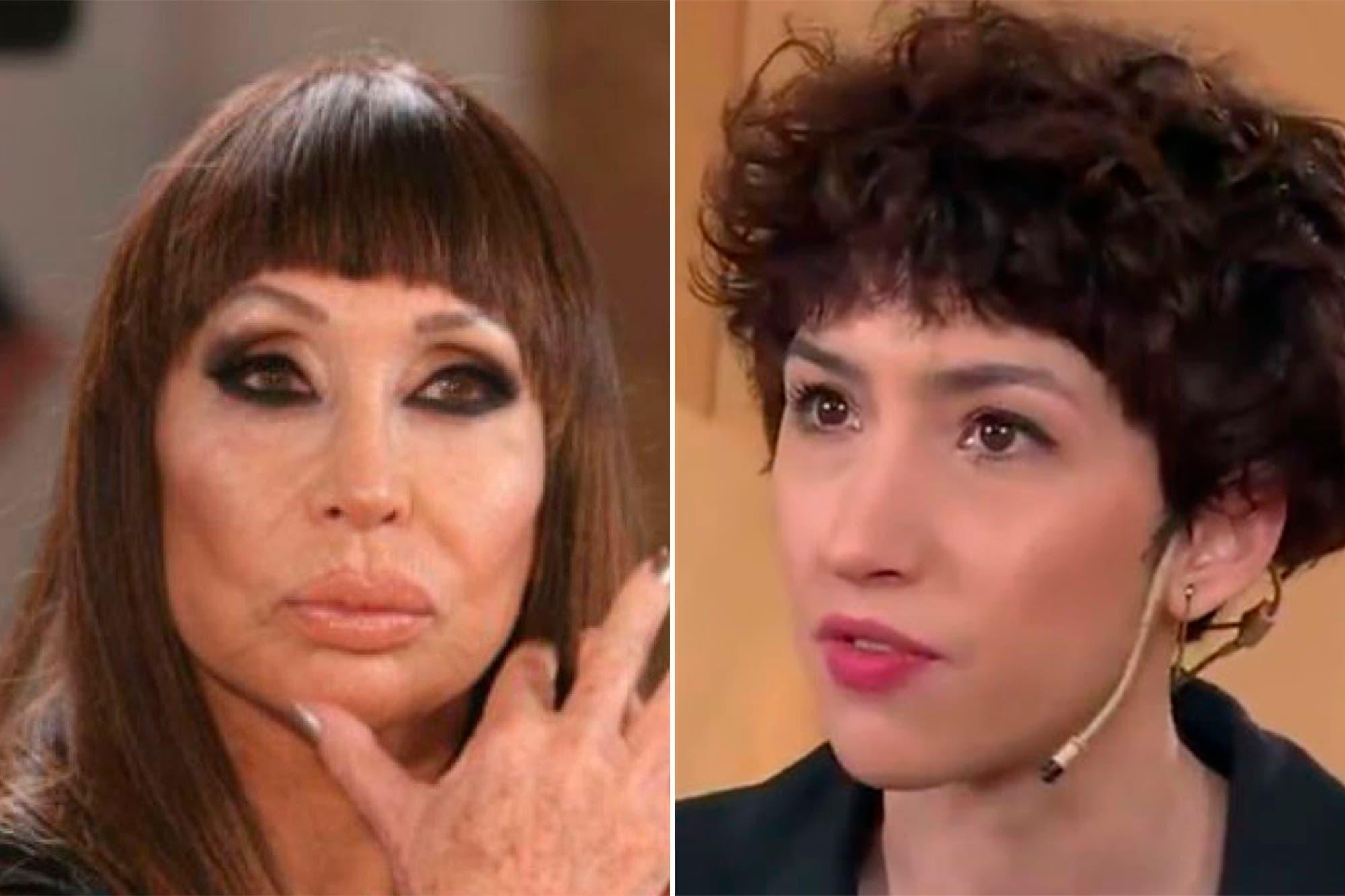 El reproche en vivo de Sofía Gala que descolocó a Moria Casán