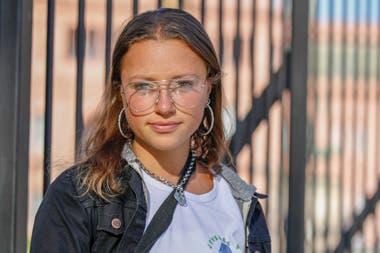 Nicole Becker tiene 18 años