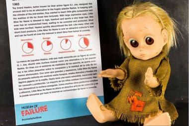 La muñeca creada para competir con Barbi y para inspirar compasión fue un gran fracaso de ventas