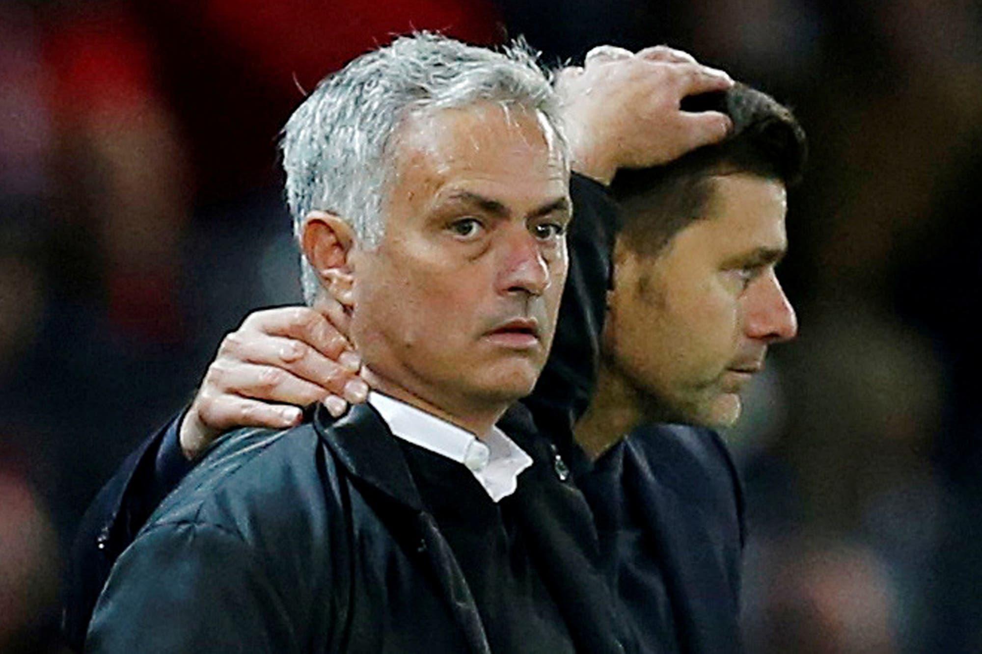 Es oficial: Mourinho es el sucesor de Mauricio Pochettino en Tottenham Hotspur