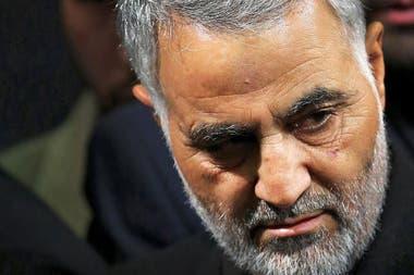 Murió el general iraní Qassem Soleimani