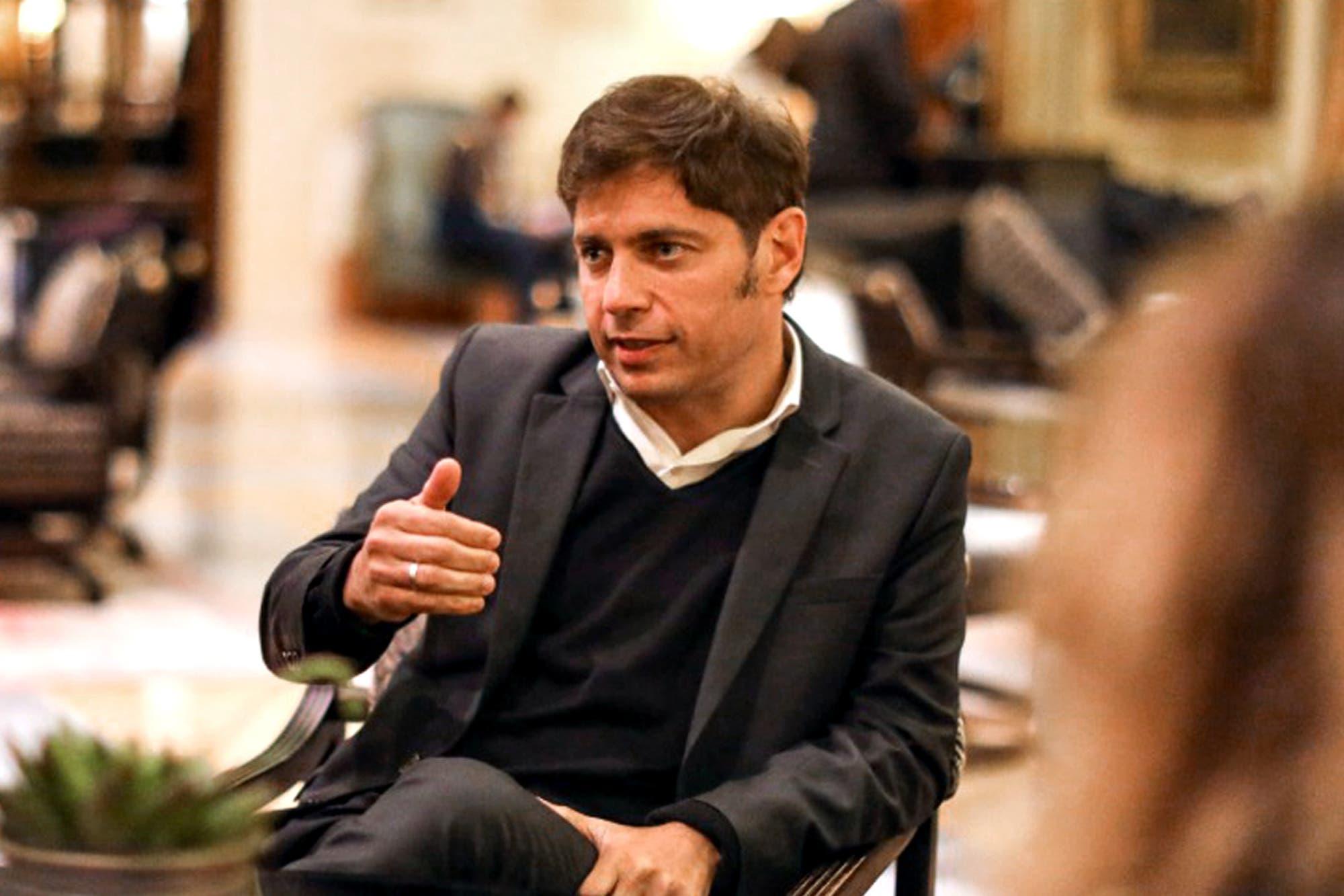 "Tras la negativa de los bonistas, Kicillof dijo que se mantiene ""optimista"""