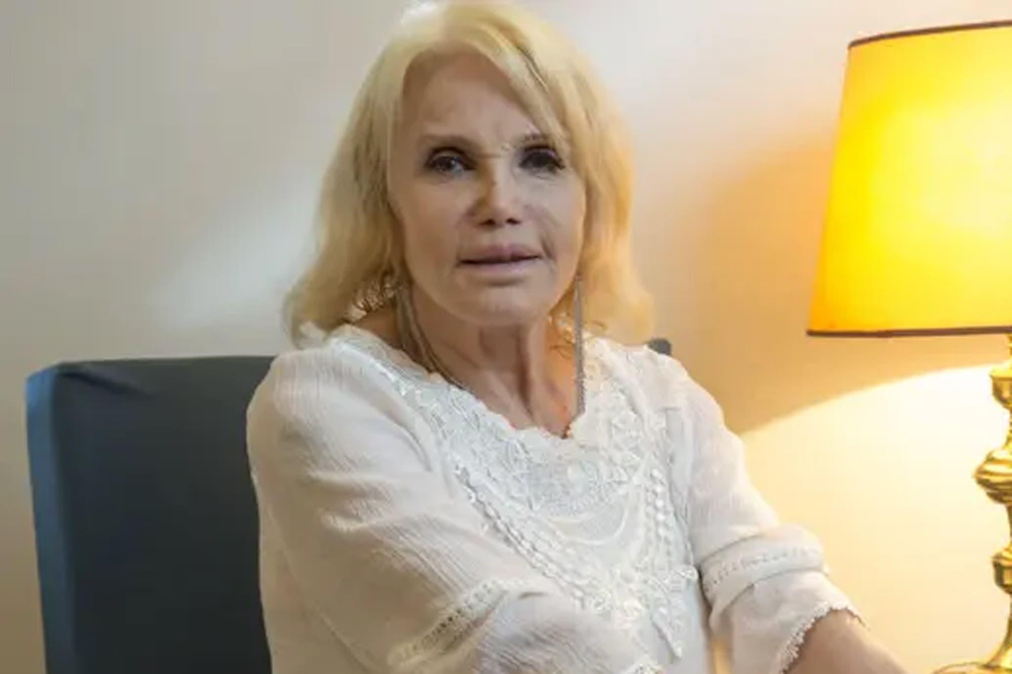 Cristina Del Valle recordó la trágica noche en que perdió la vida su marido, Claudio Levrino