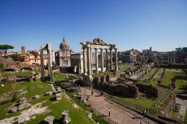 Hallan el sepulcro que los antiguos romanos consideraban la tumba de Rómulo