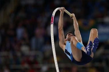 Germán pasó varias veces por los malos momentos que provocan las lesiones importantes, pero también tuvo amplias satisfacciones en su carrera: una final olímpica, una mundial y títulos de campeón del mundo sub 18 y sub 20.